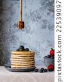pancakes pancake honey 22539097