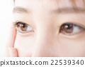 眼睛 目光 夫人 22539340