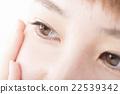 眼睛 目光 夫人 22539342