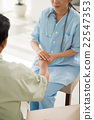 Consoling patient 22547353