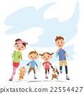 父母和小孩 親子 家庭 22554427