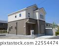 건물, 집, 단독주택 22554474