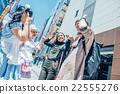 外國人在秋葉原觀光 22555276