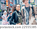 外國人在秋葉原觀光 22555385