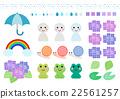 雨季 梅雨 一套 22561257