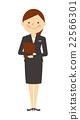 planner, woman, concierge 22566301
