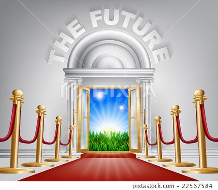 Positive Future concept 22567584