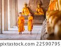 ayutthaya buddhism novice 22590795