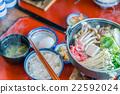 Japanese Hot Sukiyaki 22592024