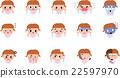 facial, expression, baby 22597970