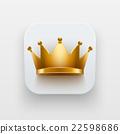 crown vector icon 22598686
