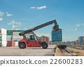 船运 装货 货运 22600283