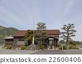 mimasaka-takio station, inbi line, jr nishinihon 22600406