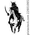日本武士 武士 战士 22601065