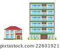 집과 아파트 22601921