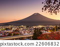 Fujiyoshida Japan 22606832