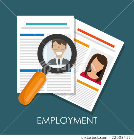 Search and find employment 22608413
