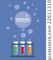 เคมี,ห้องทดลอง,เวกเตอร์ 22611310