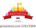 Indonesia Travel, jakarta Travel, Landmarks. 22615968