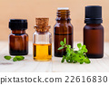 Fresh  lemon thyme  leaves  and essential oil . 22616830