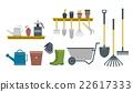 gardening tools 22617333