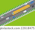 有軌電車 電車軌道 火車 22618475