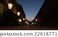 The streets of Kanazawa 22618771
