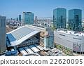 오사카 역, 역 건물, 역 빌딩 22620095