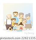 家庭 家族 家人 22621335