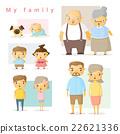 家庭 家族 家人 22621336