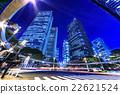 高層建築 建築群 辦公室 22621524