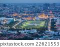 Grand palace and wat phra kaew at twilight 22621553