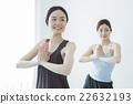 瑜伽形象 22632193