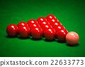 snooker balls set 22633773