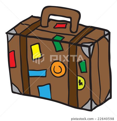 travel suitcase 22640598