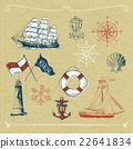 船 划船 水手 22641834