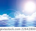 photovoltaic, solar, power 22642800