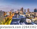 Kawasaki Cityscape 22643362