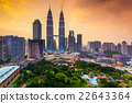 Kuala Lumpur Skyline 22643364