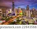 Bangkok Skyline 22643566