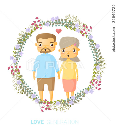 Love generation greeting card  3 22646729