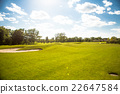 Golf course landscape 22647584