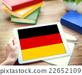Germany Country Flag Nationality Culture Liberty Concept 22652109