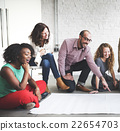 Creative Group Working Designing Concept 22654703