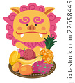 水果 食品 食物 22658445