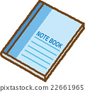 notebook, college, stationery 22661965