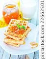 杏子 甜点 甜品 22662501