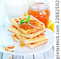 杏子 甜点 甜品 22662502