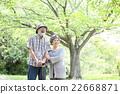 新綠色資深oshidori夫婦 22668871