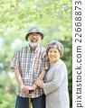 新綠色資深oshidori夫婦 22668873